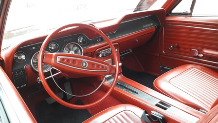 Ford Mustang Fastback 1968 V8