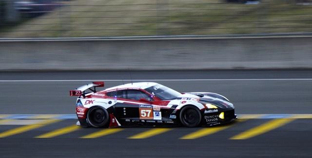 GTE Am - Corvette C7 Z06 n°57 - Team AAI