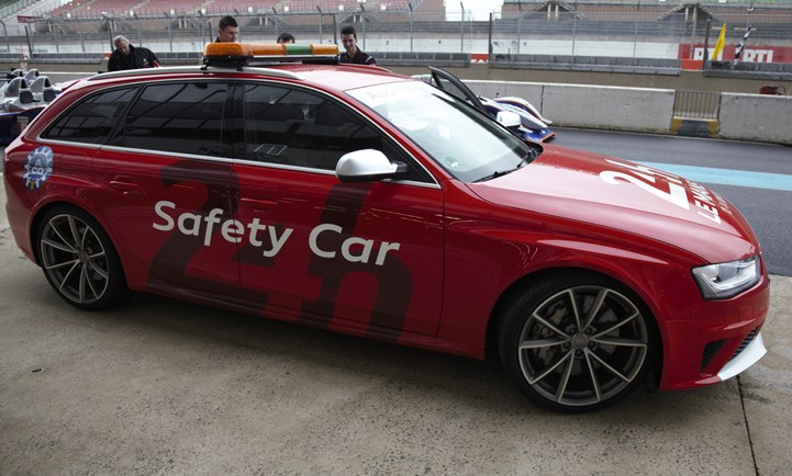 ACO safety car