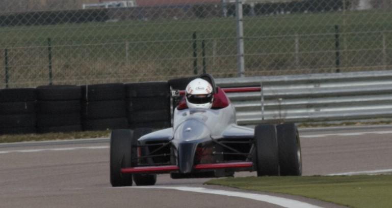 Formule Campus sur le circuit LFG