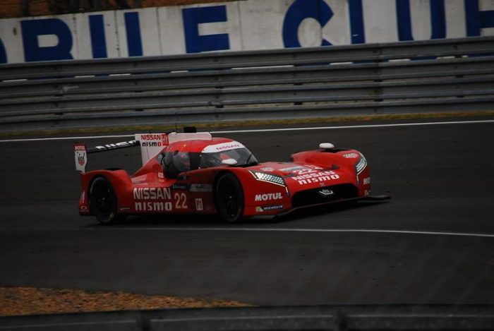 Nissan GTR Le Mans