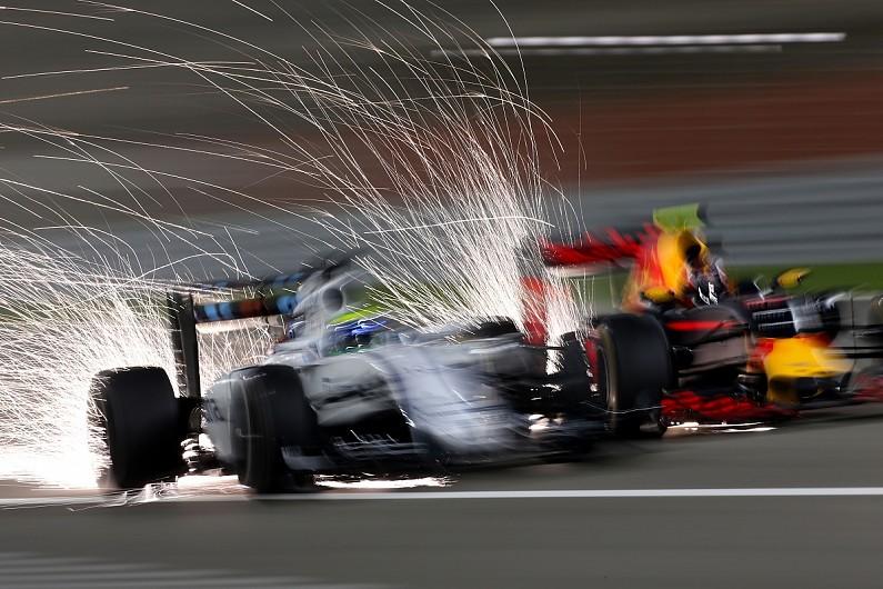 Quand la F1 fait des étincelles