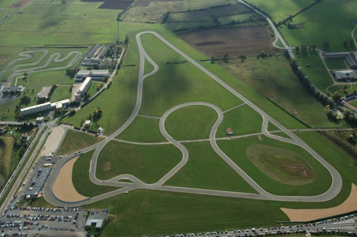 "Circuit Magny Cours ""Club"""