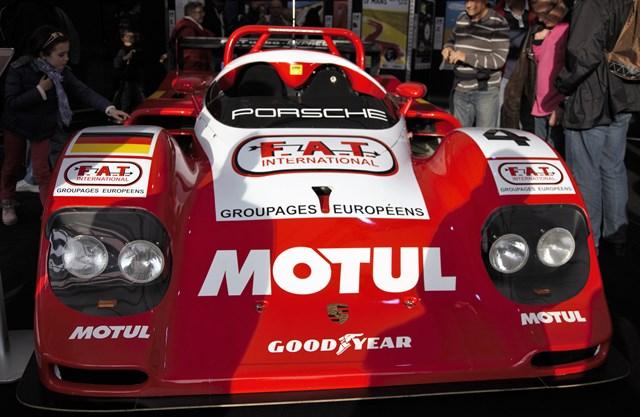 Porsche Joest Racing