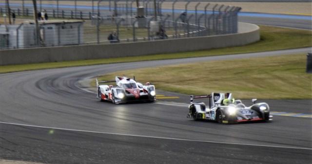 Qualif 2 - 24 heures du Mans 2016