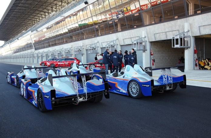 Staff Le Mans Drivers