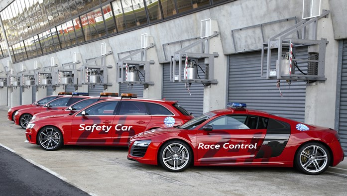 2015-04-04 safety cars du Mans