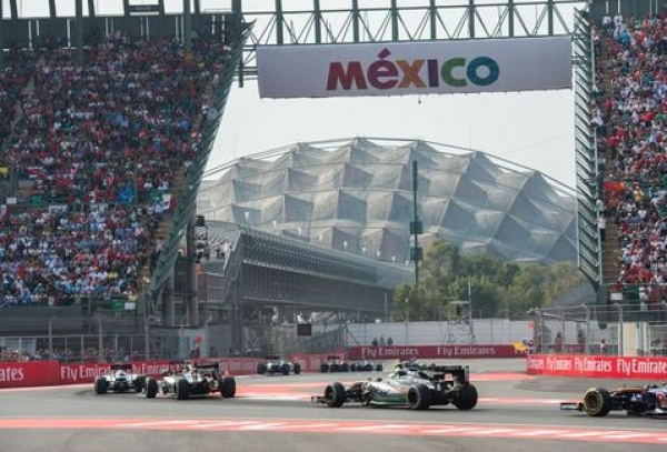 F1 2016 Mexico