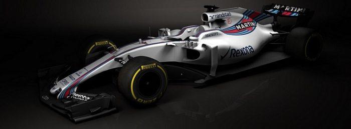 Williams FW40 - F1 2017