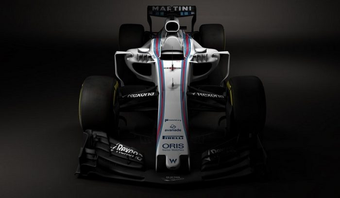 Williams FW40 - F1 2017